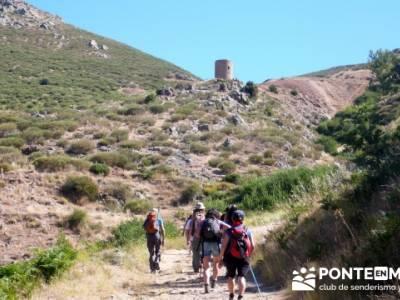Pinar de Canencia y Mina de Plata del Indiano;excursiones desde madrid de un dia;senderismo navacerr